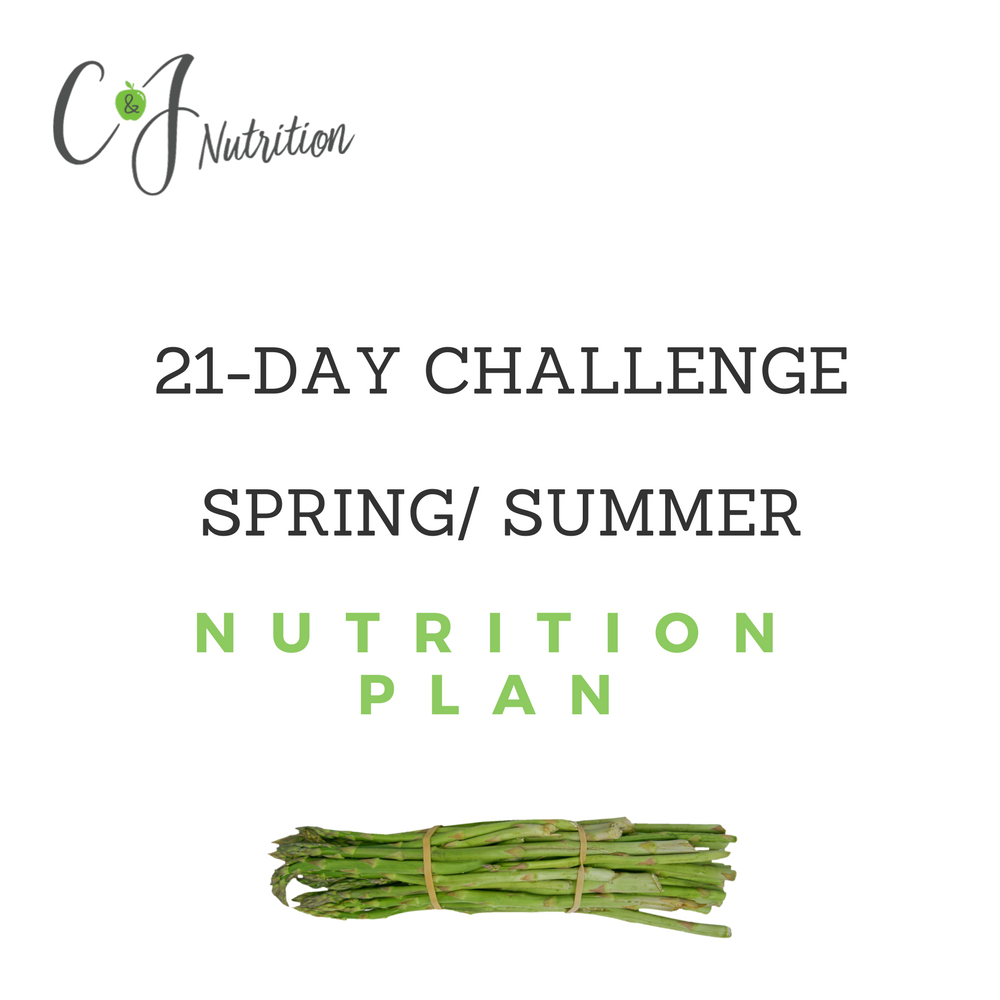 21 day challenge product cover_spring Nutritionplan