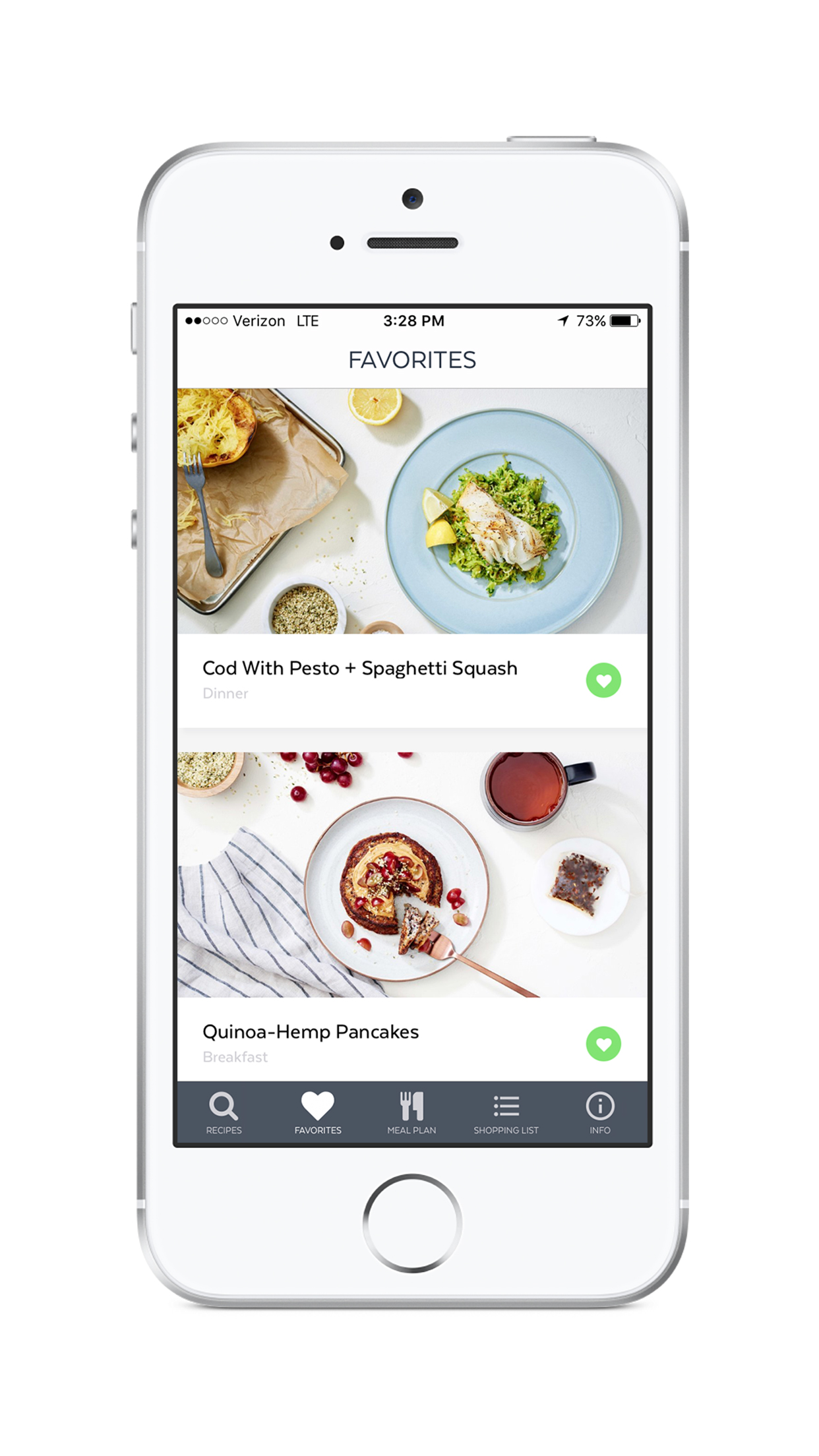 Popsugar Clean Eating App