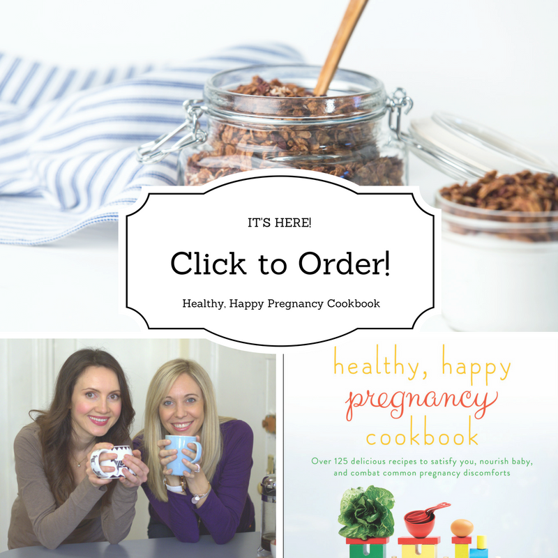 healthy happy pregnancy cookbook  cj nutrition