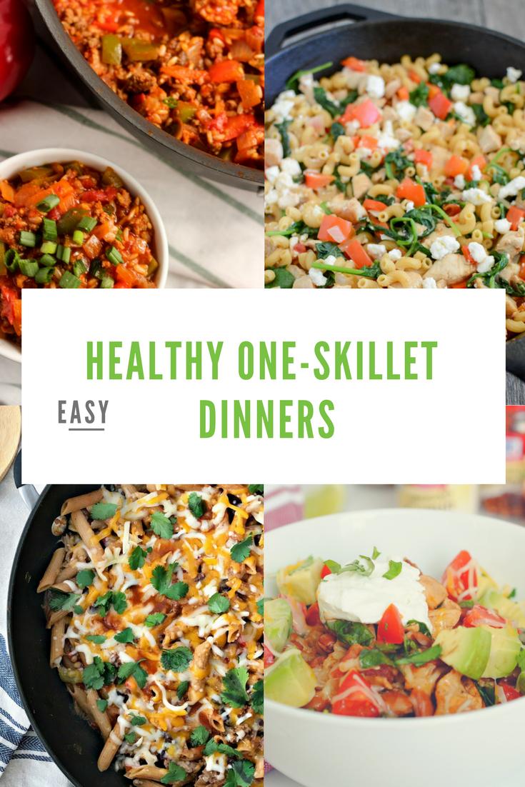 oneskillet dinners campj nutrition