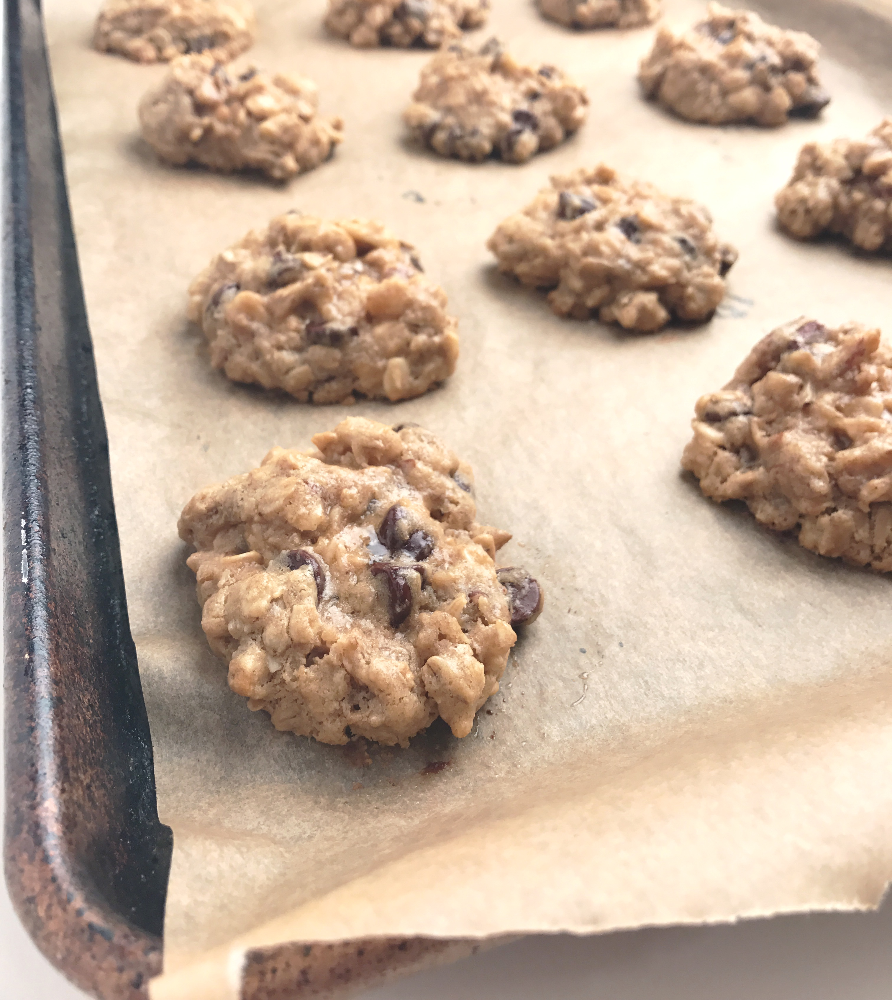 loaded chcolate chip cookies