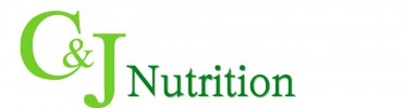C&J Nutrition logo – from postcard