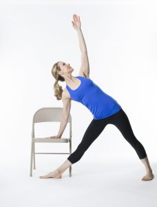 yoga poses for new moms  cj nutrition