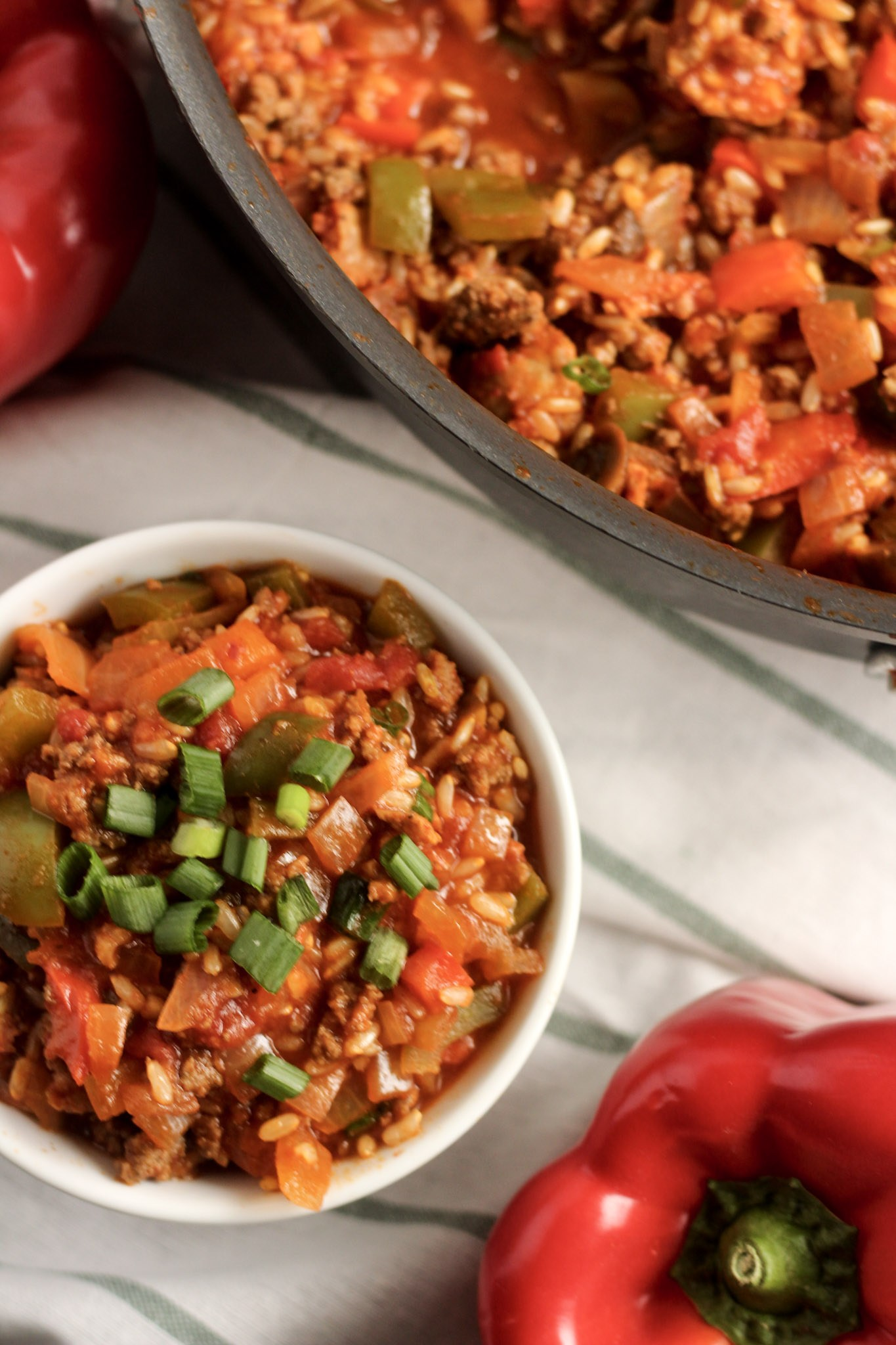 Street Smart Nutrition_Weeknight Jambalaya